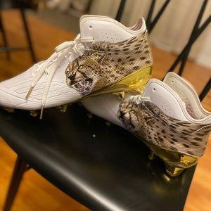 Adizero Cheetah Mid Men's Football Cleats